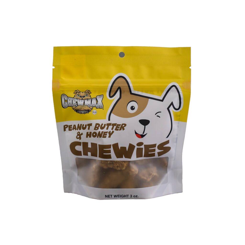 Peanut Butter & Honey Chewies